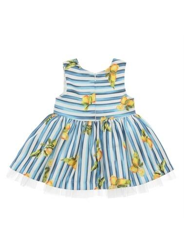Panço Elbise 19126073100 Sarı